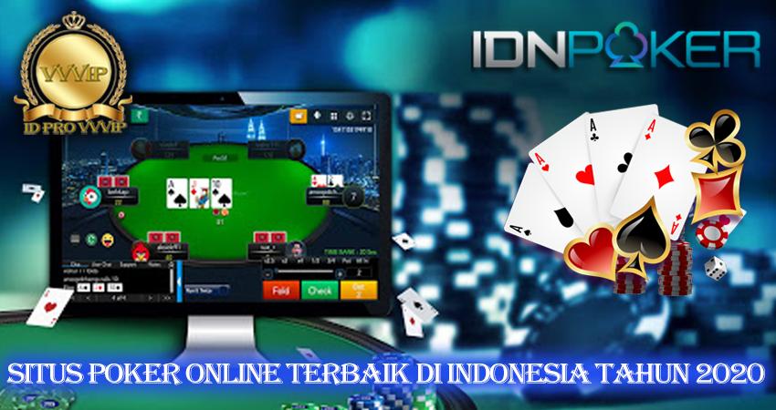 Situs Poker Online Terbaik Di Indonesia