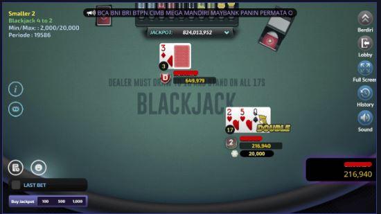 Blackjack 9